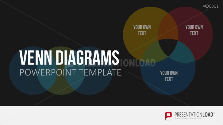 Venn Diagram Powerpoint Template
