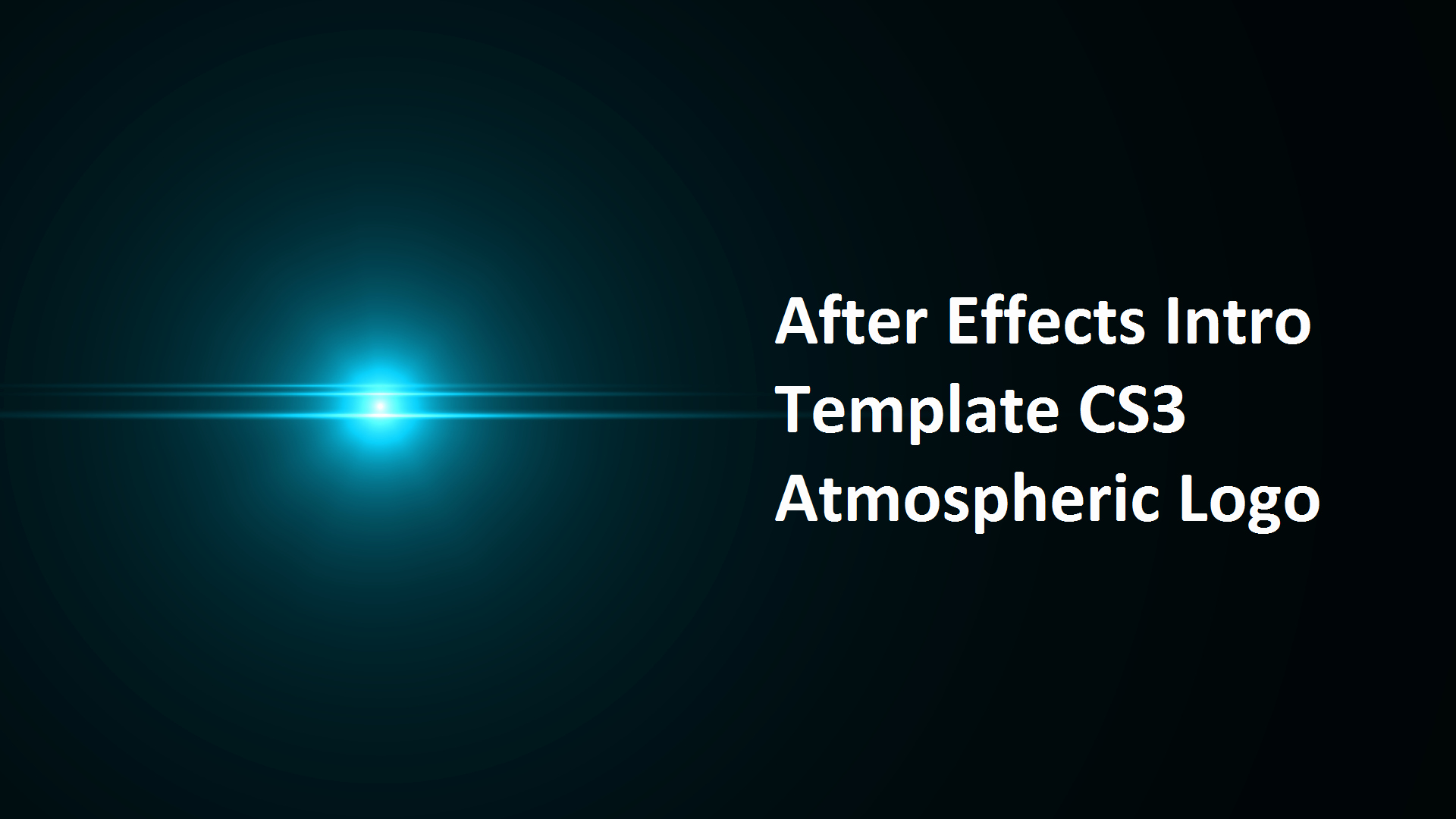 Video Templates after Effects Templates From