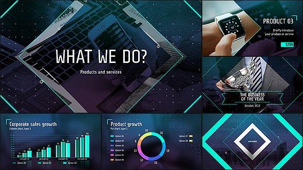 Videohide Business Of the Future – Modern Corporate