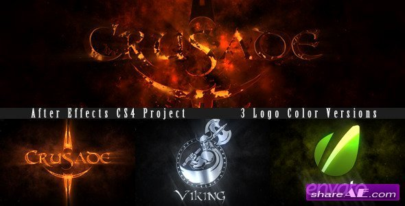 Videohive Incandescent Epic Reveal Free after Effects