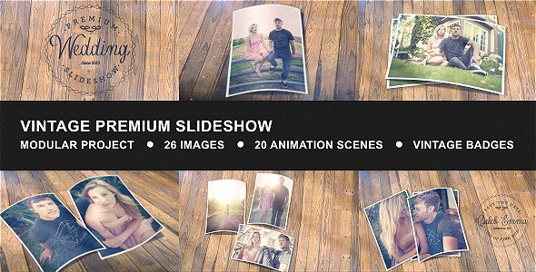Vintage Premium Slideshow by Placdarms