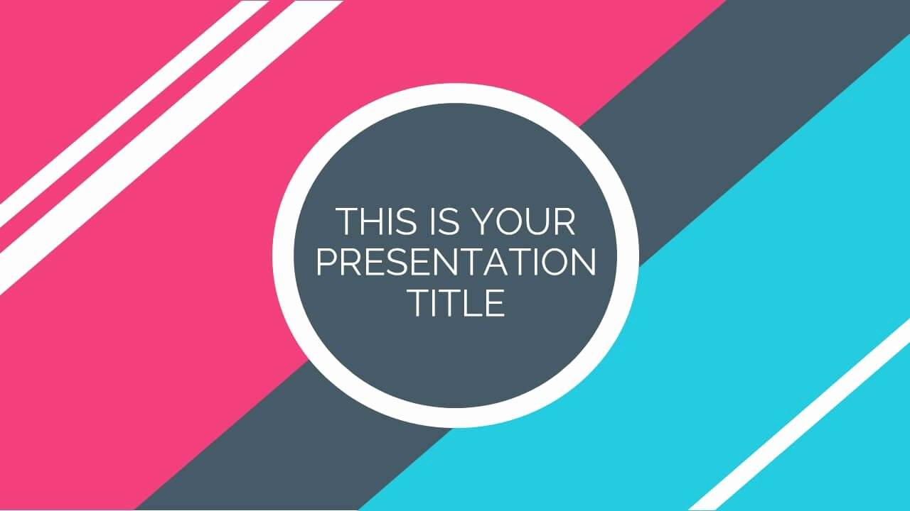 Vision Powerpoint themes & Google Slides Templates