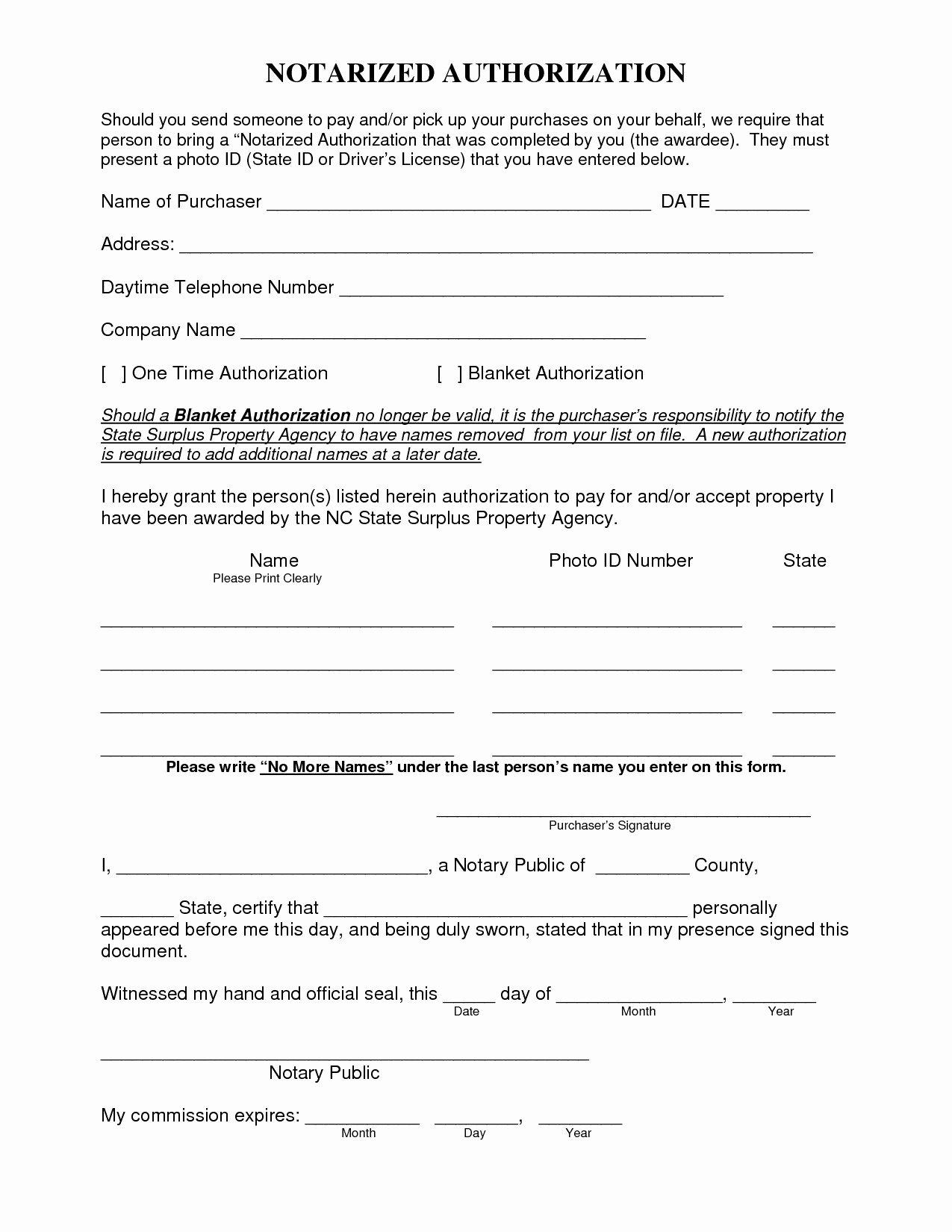 Visitation Letter format New Notarized Letter Agreement