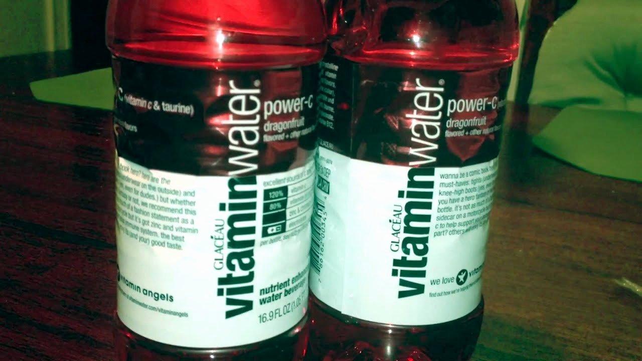 Vitamin Water Test