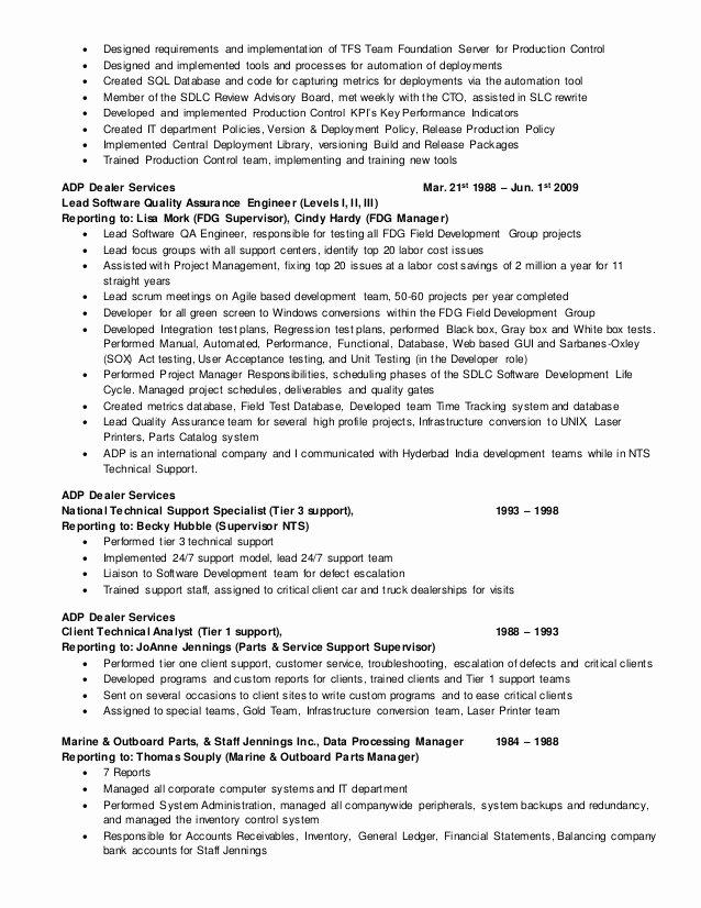 Waldo Wollrabe Resume