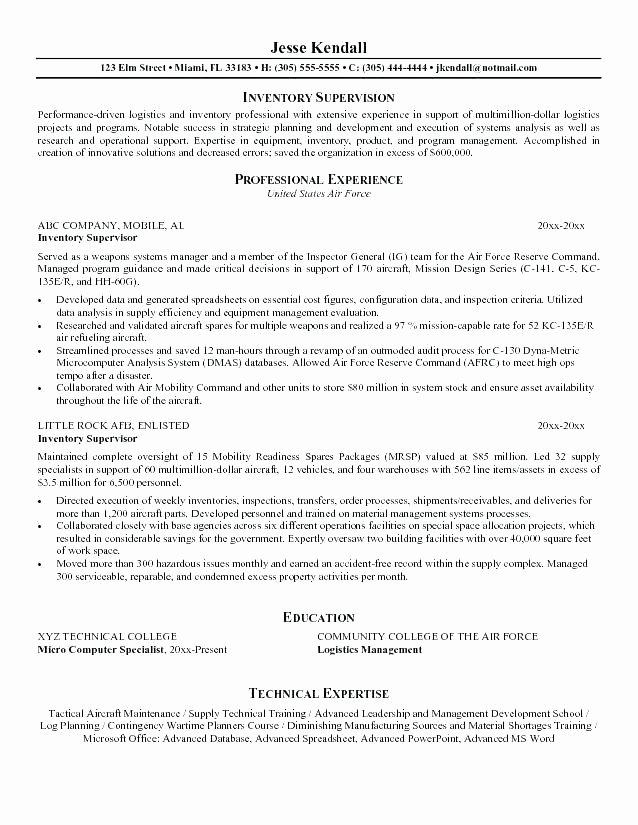 Warehouse Specialist Resume Warehouse Specialist Resume