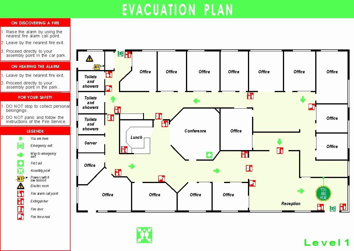 We Draw Emergency Evacuation Maps Fire Escape Plans