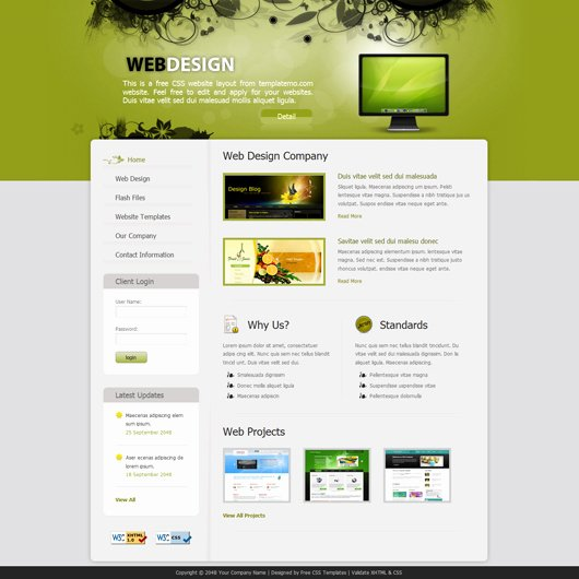 Web Designing Made Easy with Templatemo S Best Web Templates