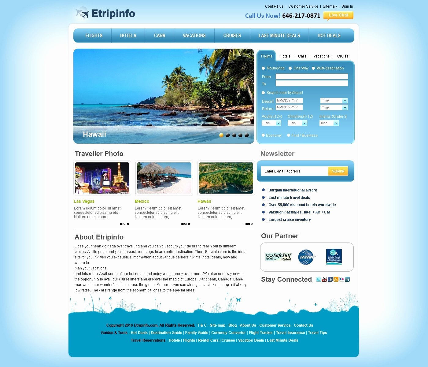 Web Page Design Templates Free Download