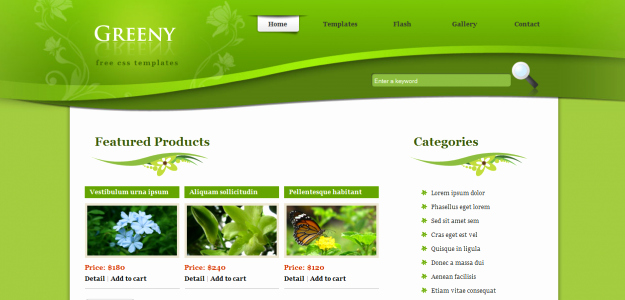 Web Templates Free Download HTML