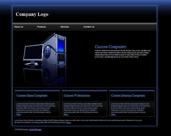 Website Templatesdreamweaver Templates Css Templates