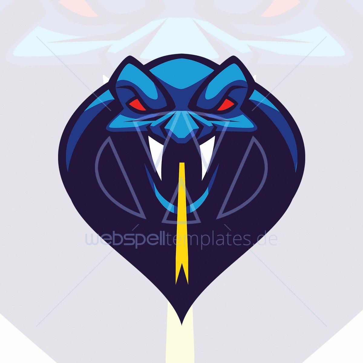 Webspelltemplates – Webspell Templatesvektor Kobra Clan