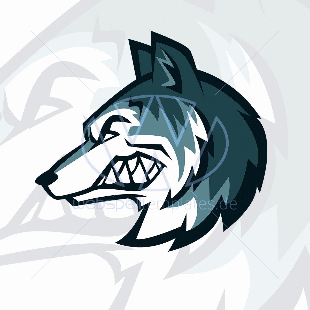 Webspelltemplates – Webspell Templatesvektor Wolf Clan