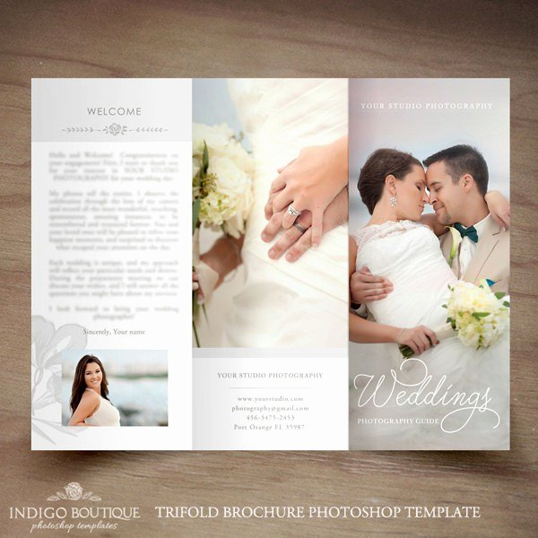 Wedding Brochure Template U2013 24 Free Psd Ai Vector