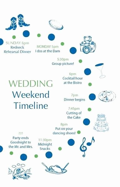 'wedding Day Timeline' Articles at the Broke ass Bride