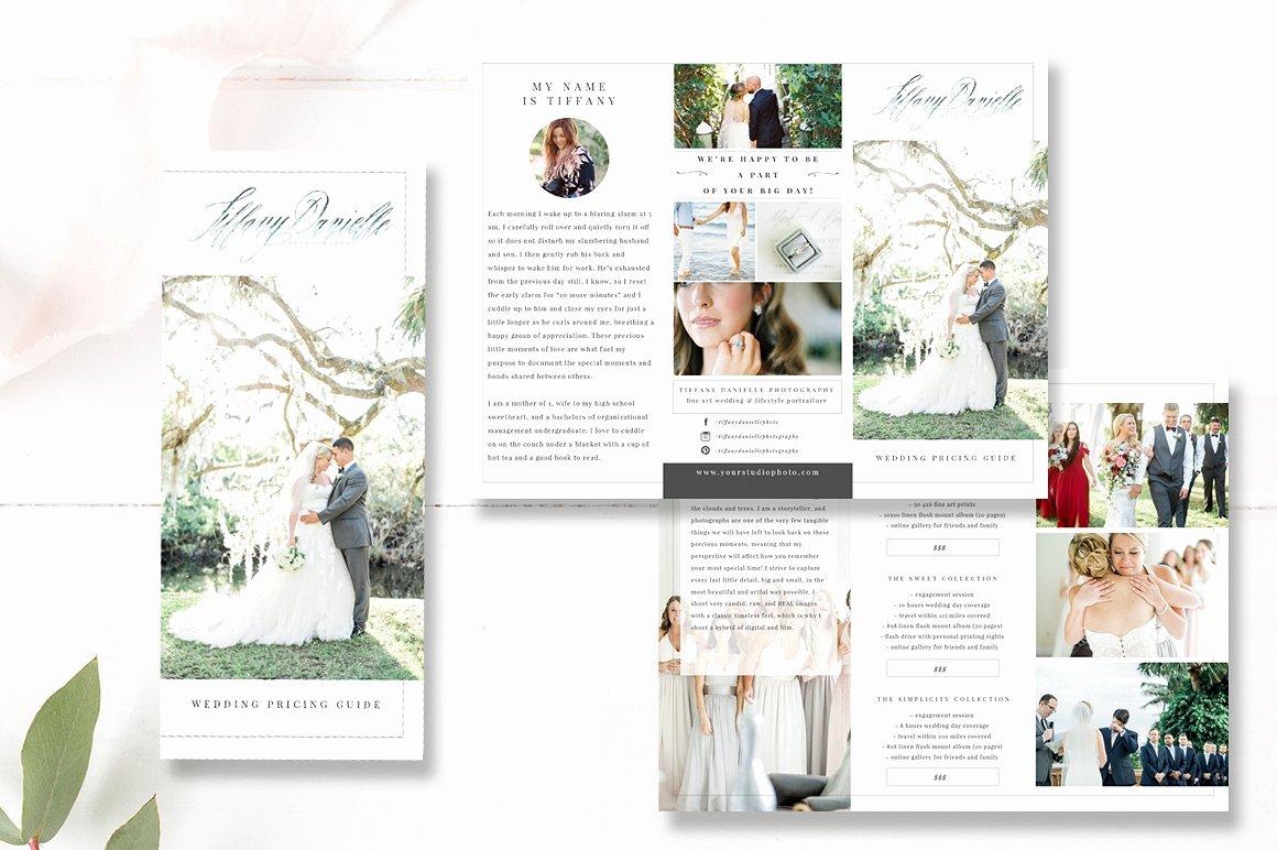 Wedding Grapher Brochure Psd Brochure Templates