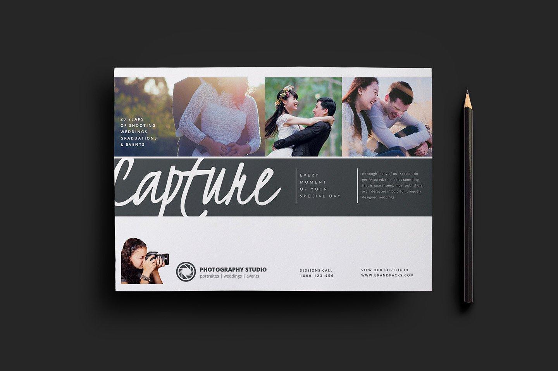 Wedding Grapher Flyer Template V3 Brandpacks
