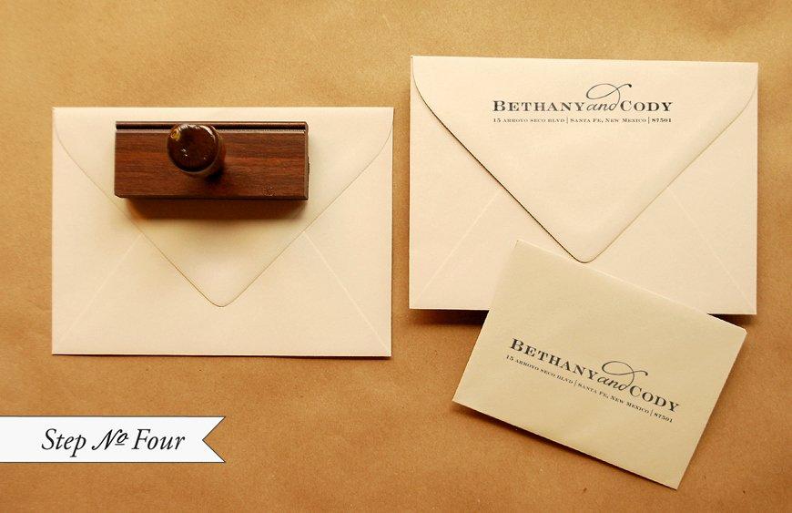 Wedding Invitation Envelope Template Envelopes for Wedding