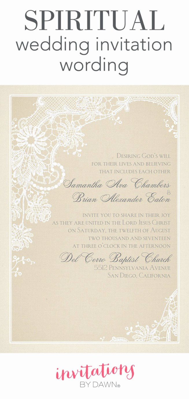 Wedding Invitation Templates Christian Wedding Invitation