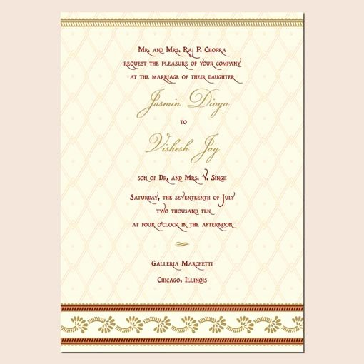 Wedding Invitation Wording Wedding Invitation Templates Hindu
