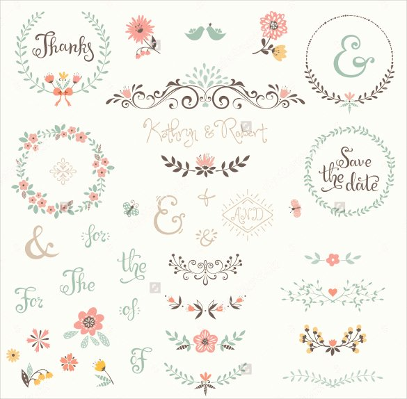 Wedding Label Template – 44 Free Psd Ai Vector Eps