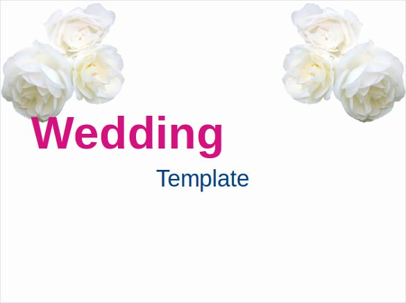 Wedding Powerpoint Template 13 Free Ppt Pptx Potx