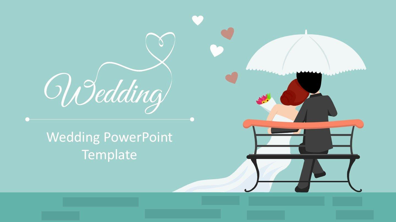 Wedding Powerpoint Template Slidemodel