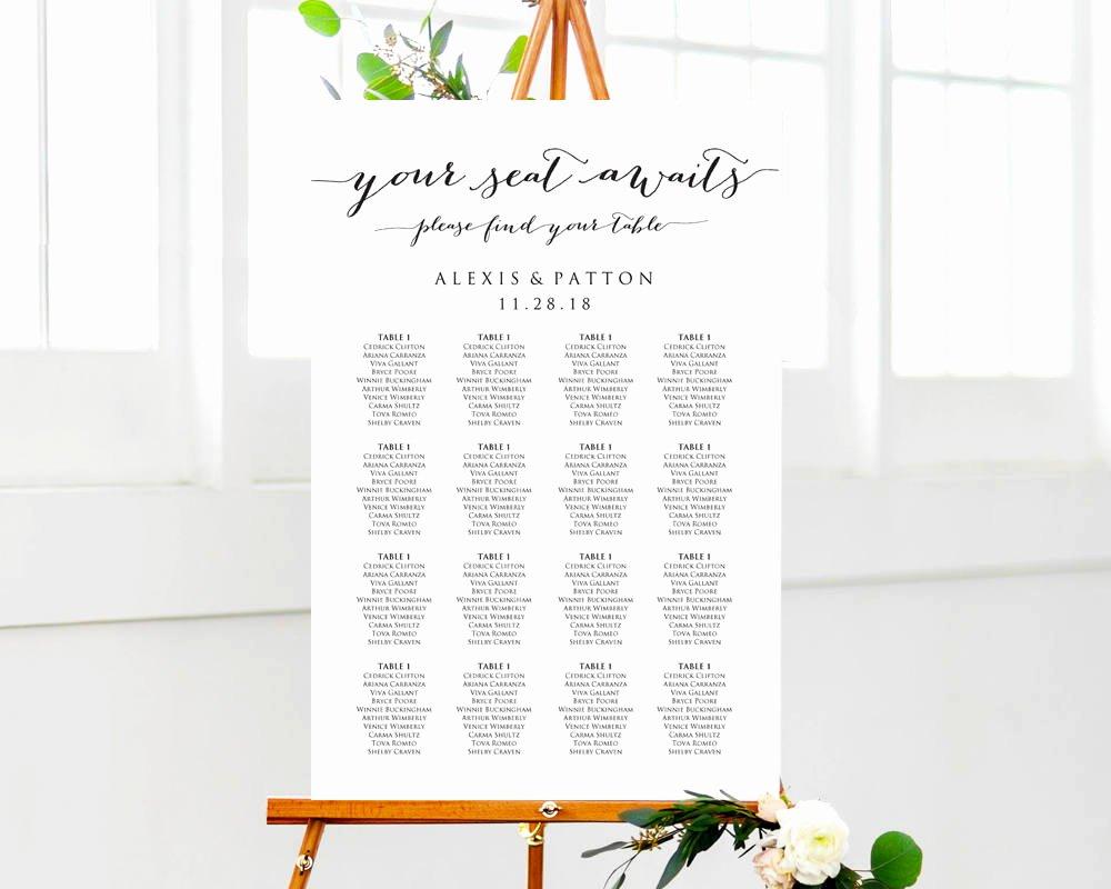 Wedding Program Templates · Wedding Templates and Printables