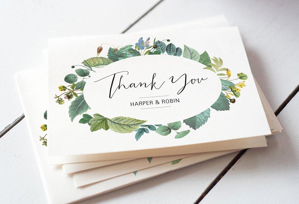 Wedding Thank You Card Wording 4 Super Easy Templates