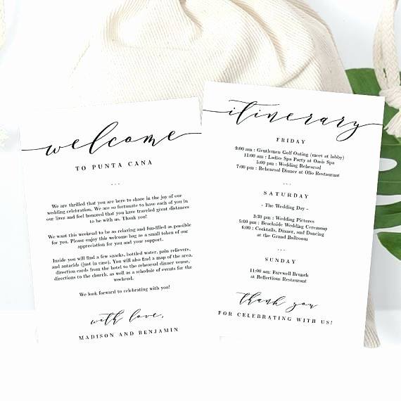 Wedding Wel E Letter Template – Infodinerofo