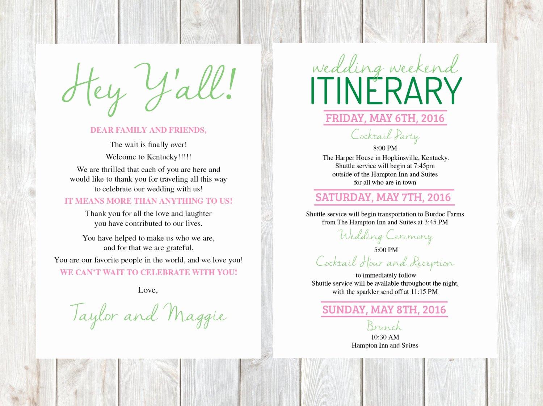 Wedding Wel E Letter Template