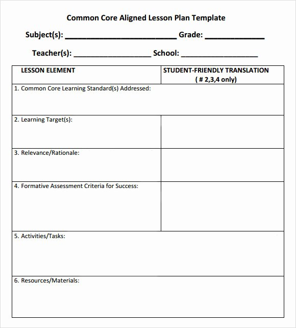 Weekly Lesson Plan Template High School Teacher Weekly