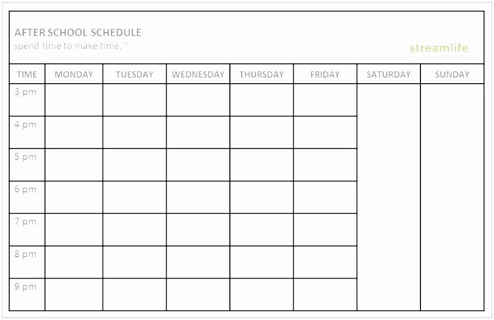 Weekly School Planner Template – Giancarlosopofo