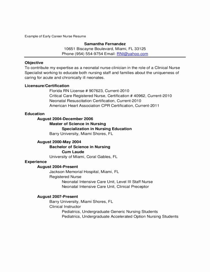 Well Cover Letter Nursing New Grad – Letter format Writing