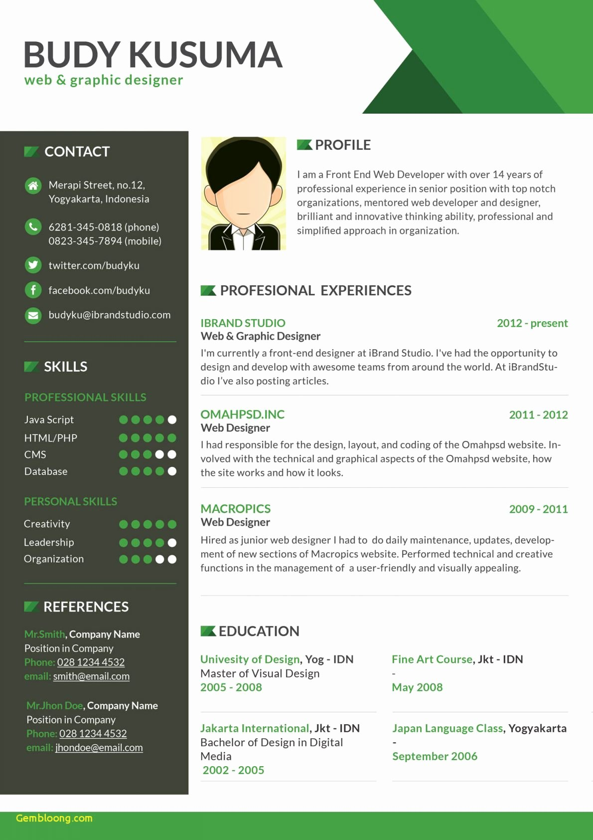 Well Known Ux Ui Designer Resume Ix04 – Documentaries for