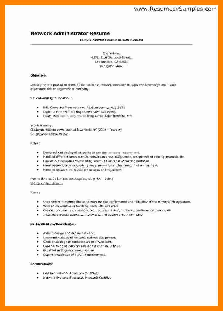 What Does A Resume Look Like for A Job Annecarolynbird