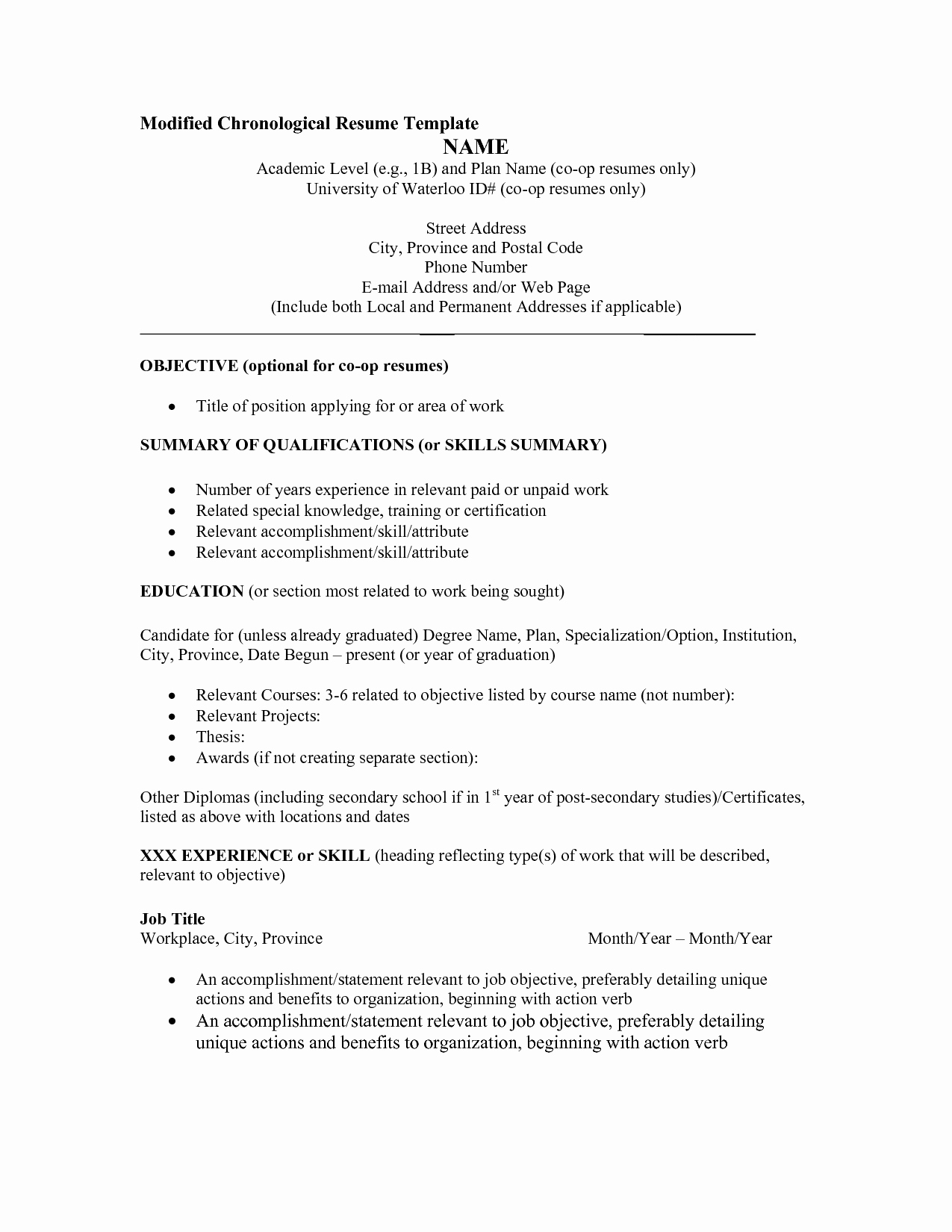 What is A Job Title A Resume Resume Ideas
