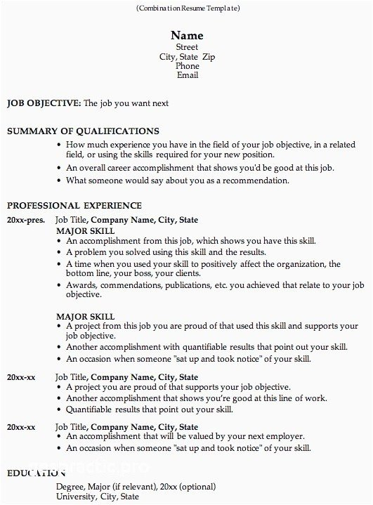 Whats A Resume Look Like Inspirational What A Good Resume