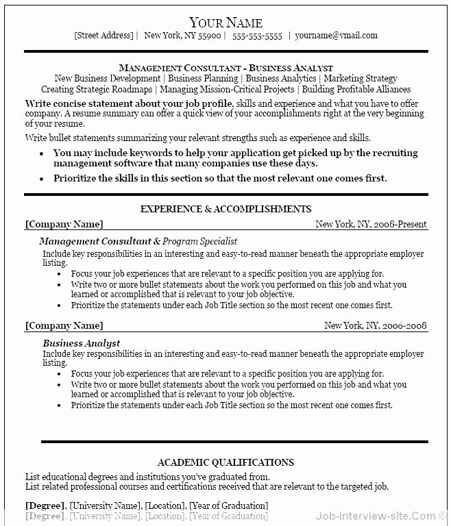 Where Can I Find A Resume Template Word Ms Professional