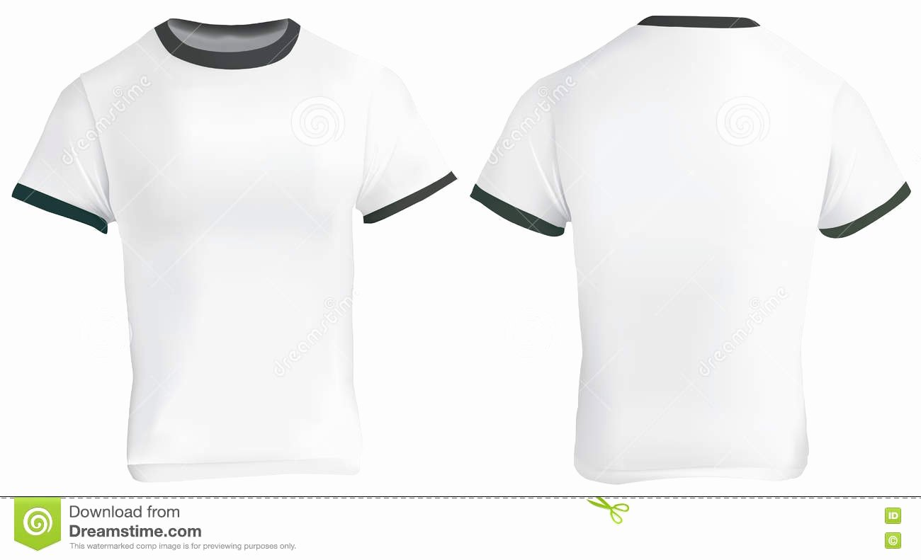 White T Shirt Design Template Templates Station