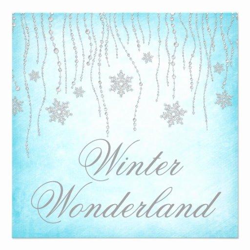 "Winter Wonderland Diamond Snowflakes Prom 5 25"" Square"