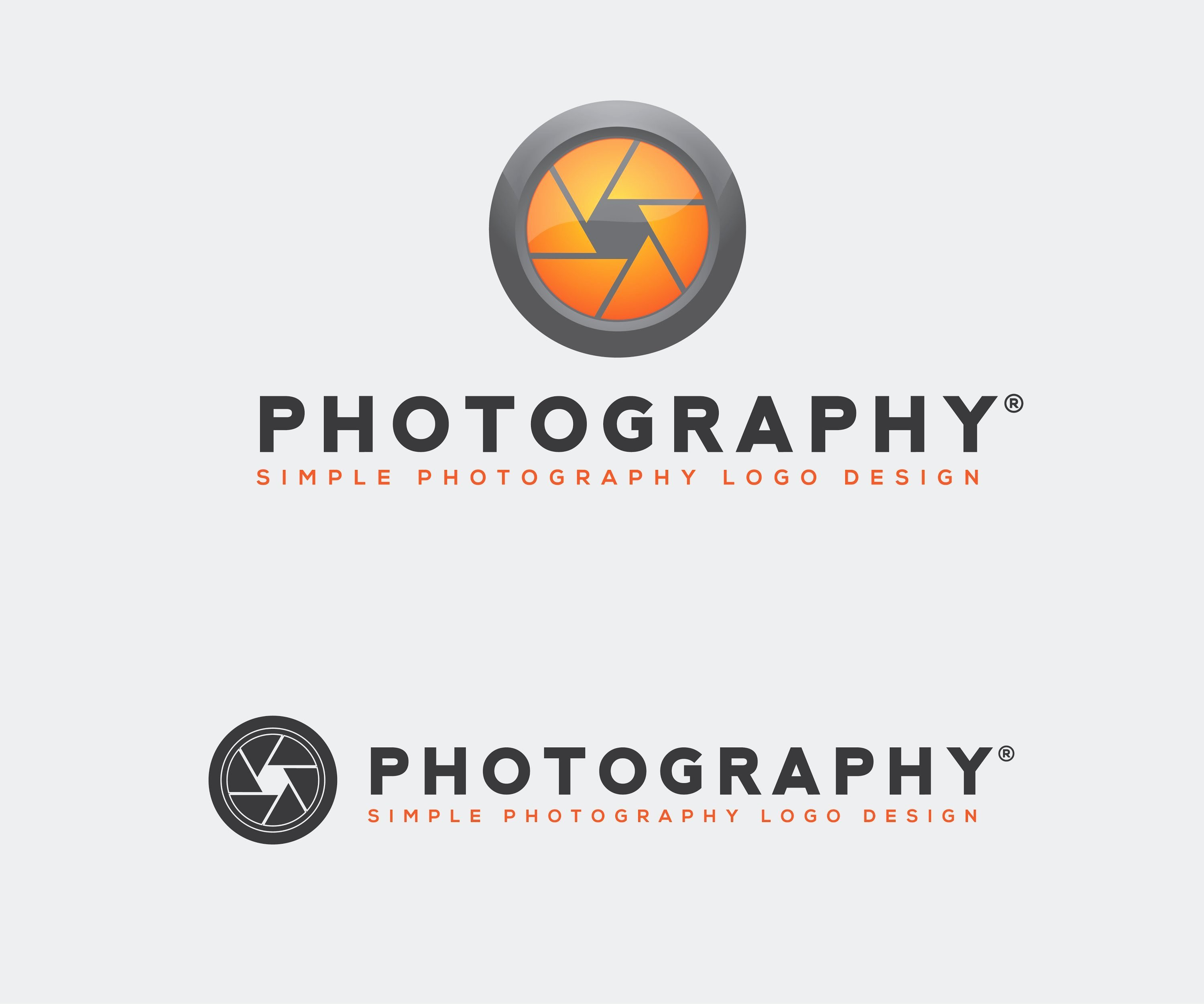 Wonderful Free Graphy Logo Templates for Shop 54