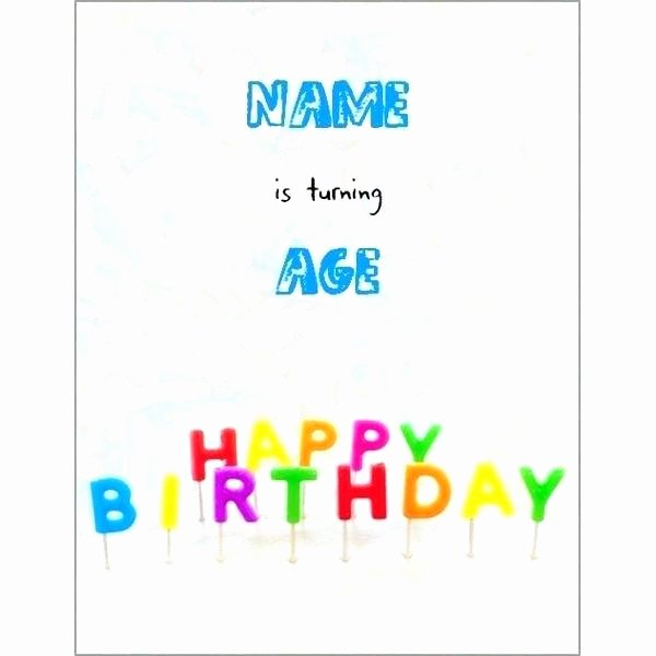 Word Birthday Card Template Invitation Fice Templates