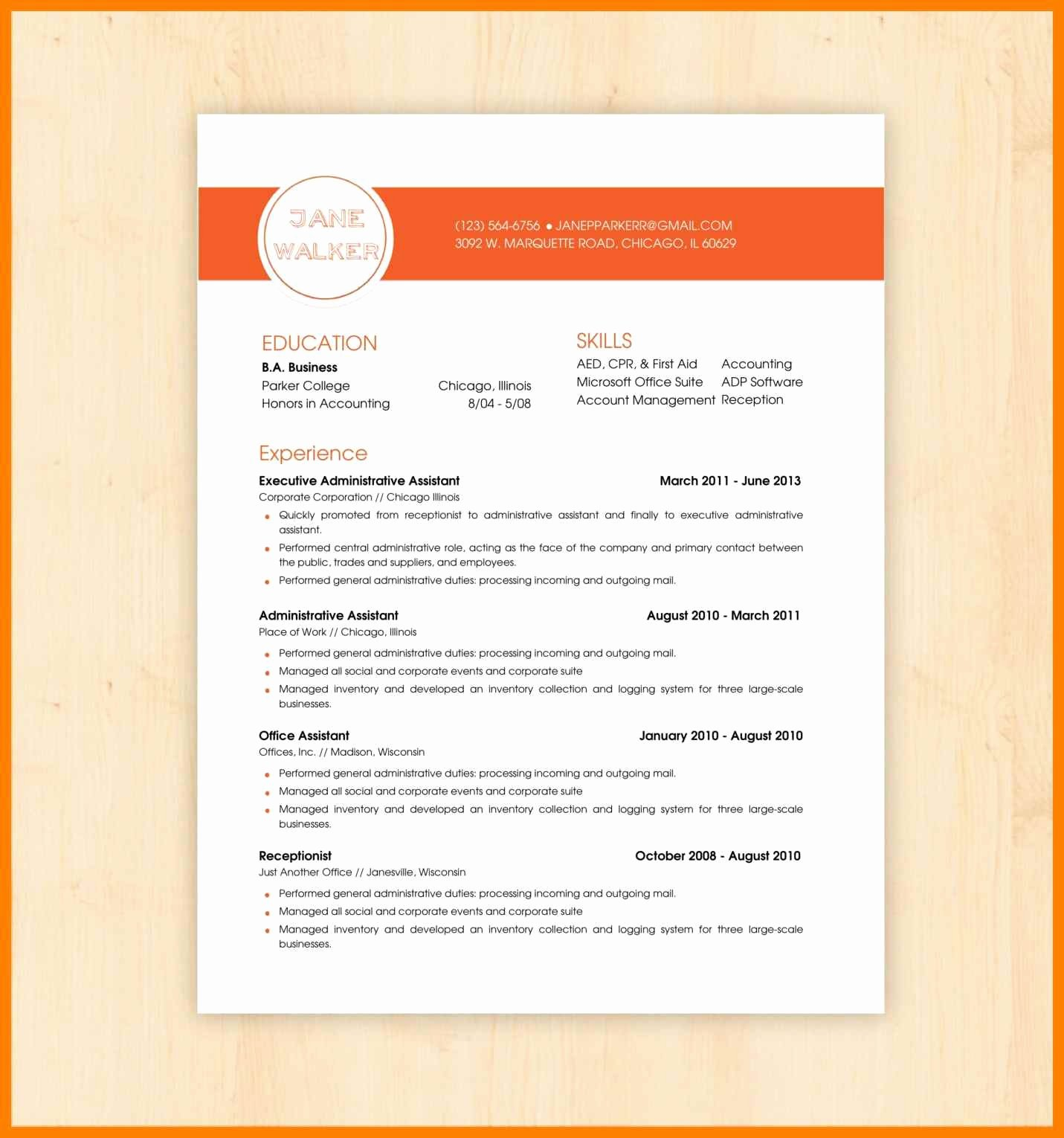 Word Document Templates Free