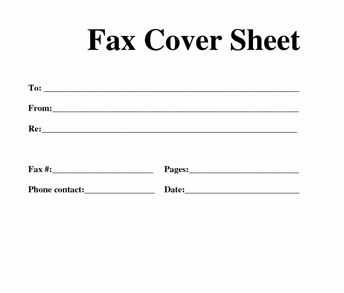 Word Fax Cover Sheet Archives Fine Word Templates