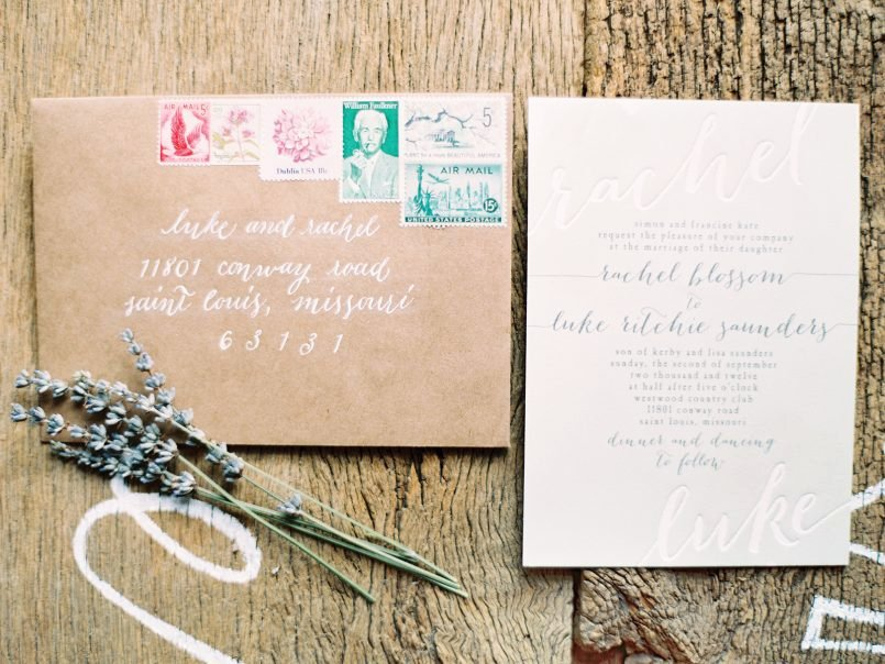 Wordings How Do You Address Labels for Wedding Invitations