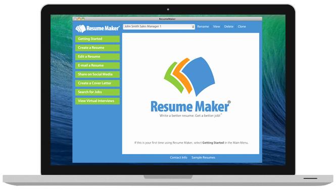 Write A Better Resume Resume Maker