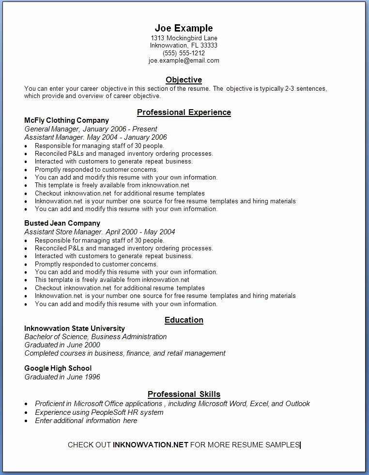 Write A Resume Line for Free Best Resume Gallery