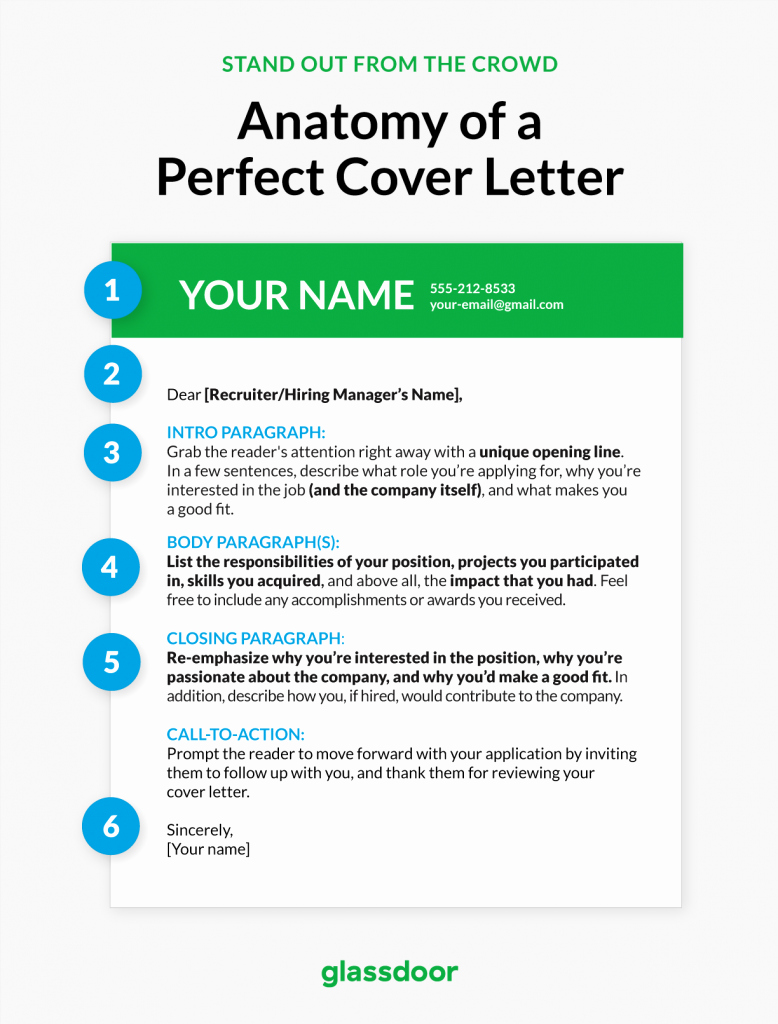 Write the Perfect Cover Letter with This Template