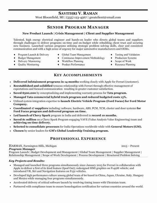 Writing A Military to Civilian Resume
